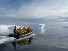 Antarctic Fly and Cruise