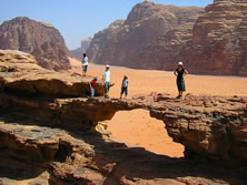 Canyon Trails & Bedouin Adventures