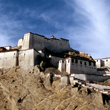 Monasteries and palaces of Tibet