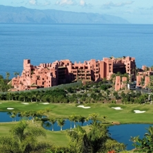 Abama Golf and Spa Resort, Tenerife
