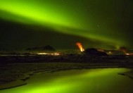 Northern Lights & Lake Myvatn, Iceland