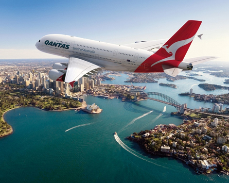 Qantas Business Class improvements