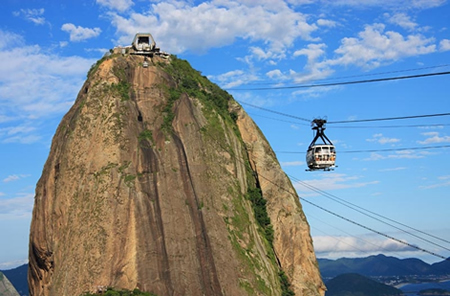 Sugaerloaf Mountain Rio de Janeiro Brazil