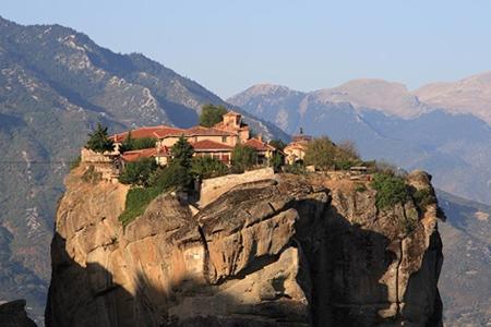 Agia Triada Monastery Greece