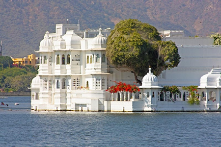 Taj Lake Palace Hotel India