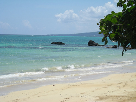 Laughing Waters Beach Jamaica