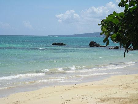 Laughing Waters Beach Jamaica
