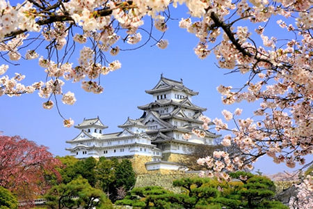 Himeji-jo Castle Japan