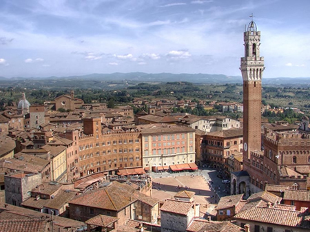 Siena Italy