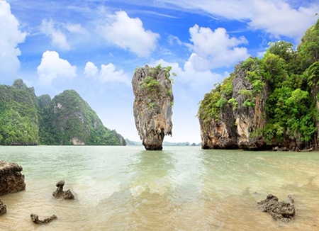 Phang Nga Bay Thailand