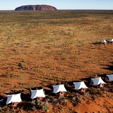 Longitude 131, Ayers Rock