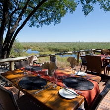 DumaTau Camp, Botswana