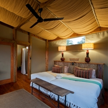 Kalahari Plains Camp, Botswana