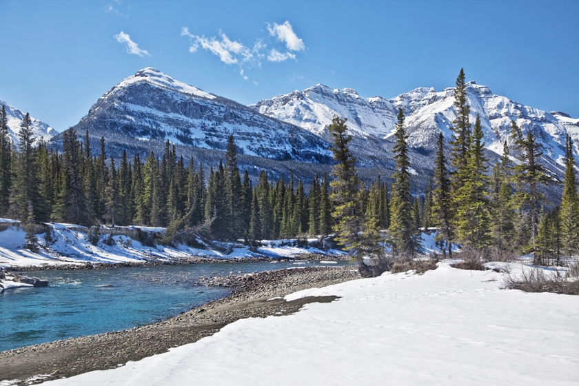 Best of canada 39 s winter destinations tailor made travel for Best winter vacations in canada