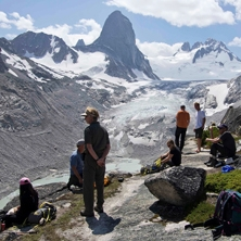 Heli-Hiking at Bugaboo & Bobbie Burns Lodge