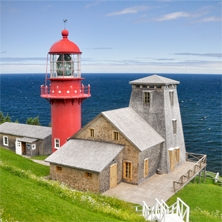 Quebec's Lighthouses & Whales