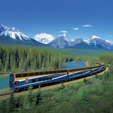 The Rocky Mountaineer Western Explorer