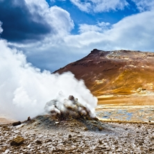 Volcanoes & Glaciers Escorted tour