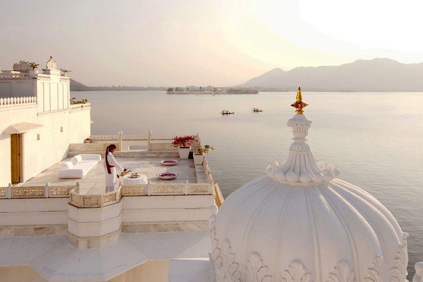 Taj Lake Palace Hotel India