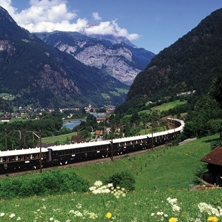 The Orient-Express: Venice-Prague-London