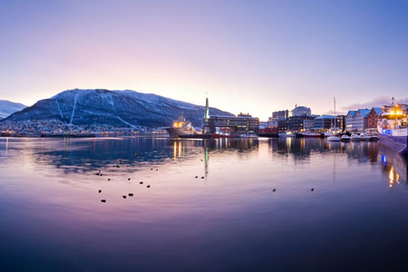 Tromso Bay