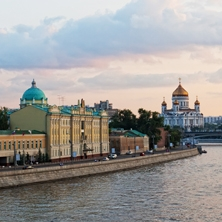 Russian Giants: Moscow & St Petersburg