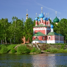 Russian Waterways River Cruise