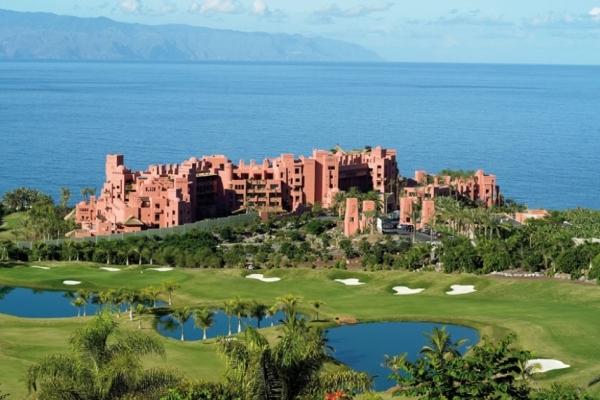 Abama golf and spa resort tenerife holidays 2015 2016 - Hotel abama tenerife ...