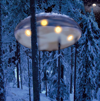 sweden tree hotel 