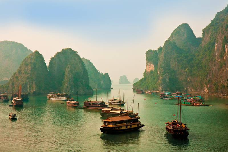 Halong Bay
