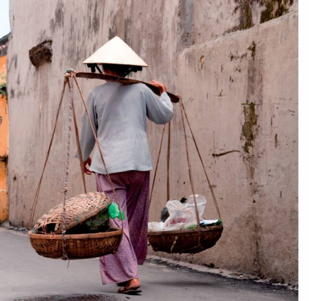 Vietnam trader