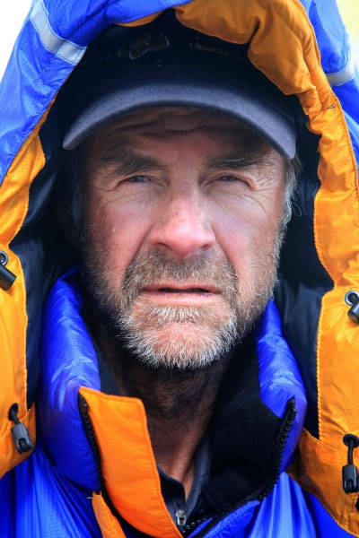 Sir Ranulph Fiennes, WEXAS Honorary President