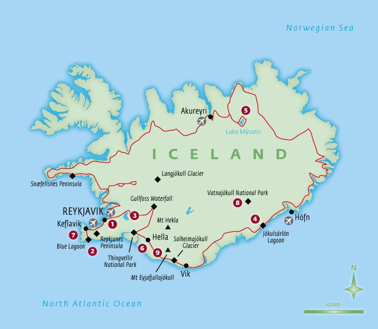 A History of Reykjavik