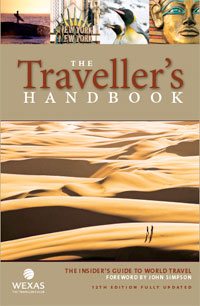 Cover of The Traveller's Handbook