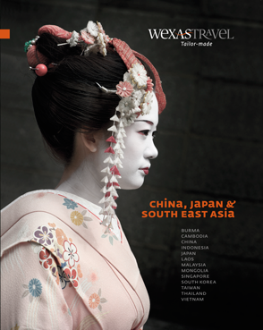 Cover of China, Japan & South East Asia