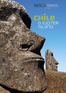 Cover of Chile and Easter Island