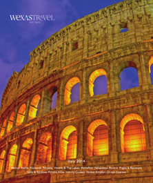WEXAS Travel brochure for Italy