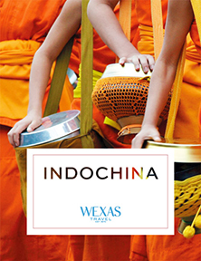 Wexas Travel brochure for Cambodia