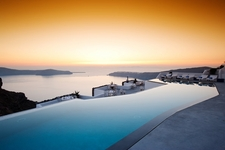 Just back from: Grace Hotel, Santorini