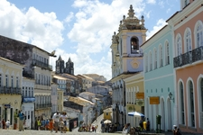 Brazil&#39;s colonial towns