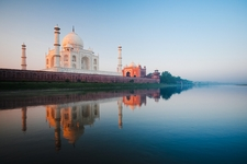 Taj Mahal replica to be built