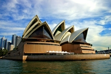 Sydney Opera House;  culture in the city
