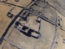 Unmanned aerial mapping for Peru ruins