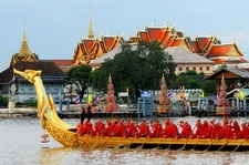 Bangkok Royal Barge Procession
