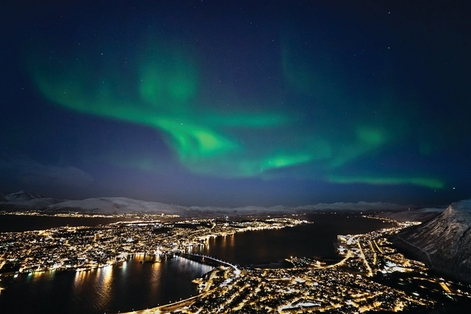 24 hours in Tromso