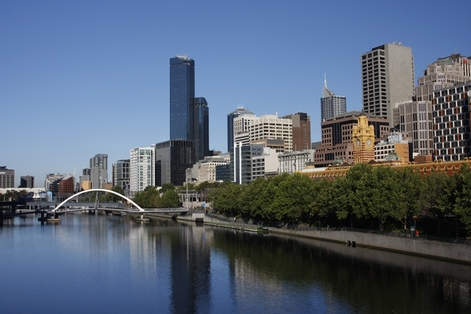 Melbourne voted best weekend getaway