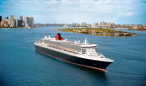 Cunard voted world's best cruise line