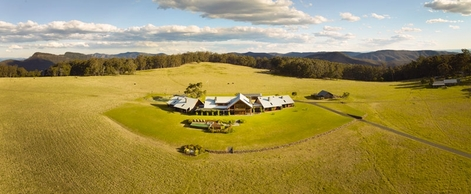 Spicers peak Lodge restaurant win