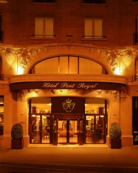 Hotel Pont Royal, Paris
