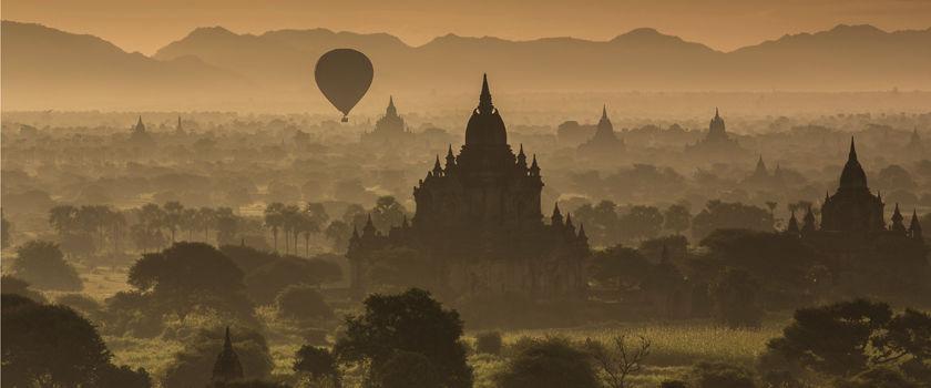 Burma tailor-made holidays